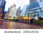 modern business office building ... | Shutterstock . vector #230115142