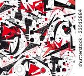 constructivism background   Shutterstock .eps vector #23012884