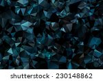 abstract colorful triangular... | Shutterstock .eps vector #230148862