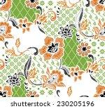 vector background.batik design.