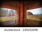 Interior Of Hunting Tower In...