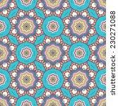 seamless pattern | Shutterstock .eps vector #230271088