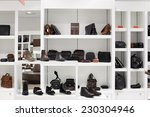 bright and fashionable interior ...   Shutterstock . vector #230304946