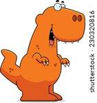 a cartoon illustration of a... | Shutterstock .eps vector #230320816