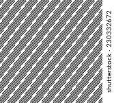 black and white geometric... | Shutterstock .eps vector #230332672