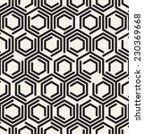 vector seamless pattern. modern ... | Shutterstock .eps vector #230369668