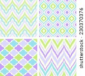 abstract background. set of...   Shutterstock .eps vector #230370376