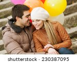 happy together | Shutterstock . vector #230387095