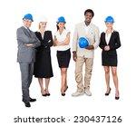 full length portrait of... | Shutterstock . vector #230437126