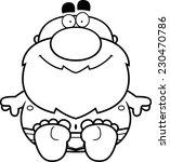 a cartoon illustration of an... | Shutterstock .eps vector #230470786