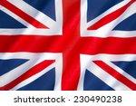 Flag Of The United Kingdom Of...