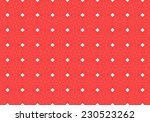 red ethnic pattern. abstract... | Shutterstock . vector #230523262