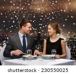 food  christmas  holidays and... | Shutterstock . vector #230550025