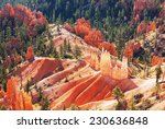 bryce canyon | Shutterstock . vector #230636848