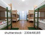 Hostel Interior   Bedroom