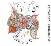 pattern | Shutterstock .eps vector #230691715