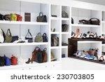bright and fashionable interior ... | Shutterstock . vector #230703805