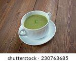 potage puree st. germain. water ... | Shutterstock . vector #230763685