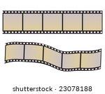 film strip. vector illustration | Shutterstock .eps vector #23078188