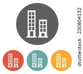 building icon | Shutterstock .eps vector #230804152