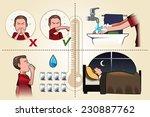 a vector illustration of... | Shutterstock .eps vector #230887762