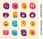 baby bubble speech banner... | Shutterstock .eps vector #230962462