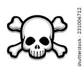 Skull On Crossbones