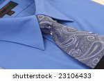 dress shirt with tie   Shutterstock . vector #23106433
