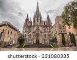 Barcelona Cathedral  Located I...