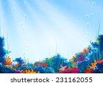 vector illustration of... | Shutterstock .eps vector #231162055