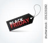 black friday sale badge  vector ...   Shutterstock .eps vector #231223282