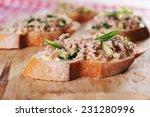 Sandwich Tuna Fish Salad On...