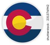 flag button illustration  ... | Shutterstock .eps vector #231376942