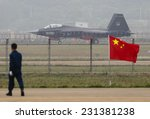 New Chinese Stealth Fighter Je...