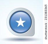 flag of somalia  vector...   Shutterstock .eps vector #231383365