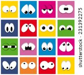 Color Eyes  Vector