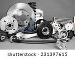 auto parts | Shutterstock . vector #231397615