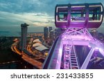 Cityscape View From Singapore...