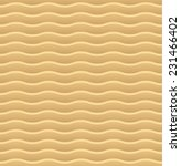 abstract sandy dunes seamless...   Shutterstock .eps vector #231466402