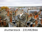 Roofs Of The Medieval Town...