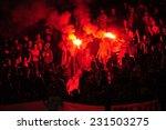 serbia  belgrade   september 20 ... | Shutterstock . vector #231503275