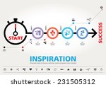 time for success  template... | Shutterstock .eps vector #231505312
