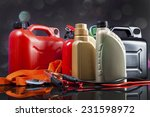 essential elements in any car.... | Shutterstock . vector #231598972