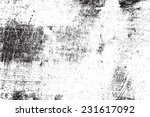 distress overlay texture for... | Shutterstock . vector #231617092