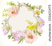 Gentle Spring Floral Bouquet...