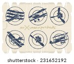 Stamps   Airplanes And Motors ...