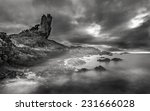 dunure castle | Shutterstock . vector #231666028