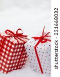 christmas background | Shutterstock . vector #231668032