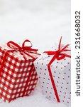 christmas background | Shutterstock . vector #231668032
