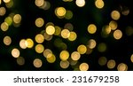 abstract background with bokeh... | Shutterstock . vector #231679258